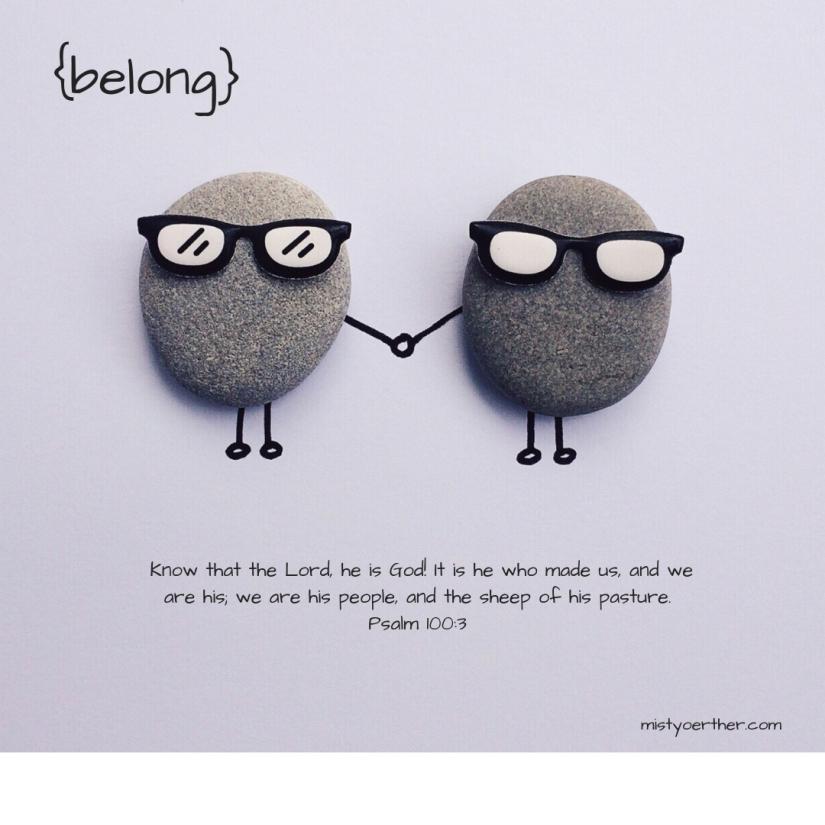 {belong} (1)